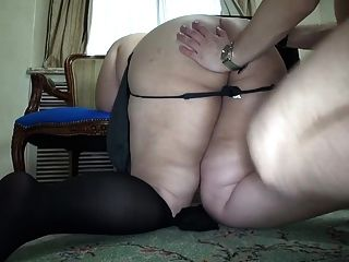 Milf fifty acht zoll bubble butt