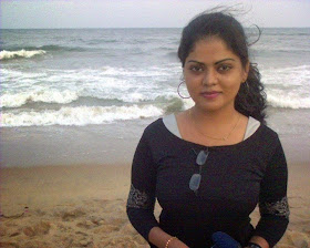 Beach hot desi madchen goa