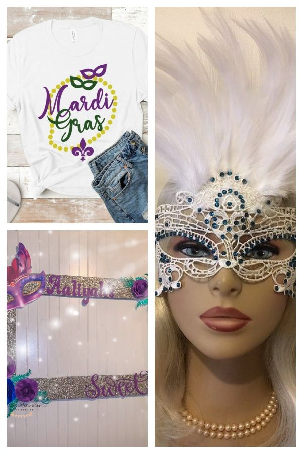 Manner gras new frauen und orleans mardi