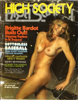 Covers high magazine society porn