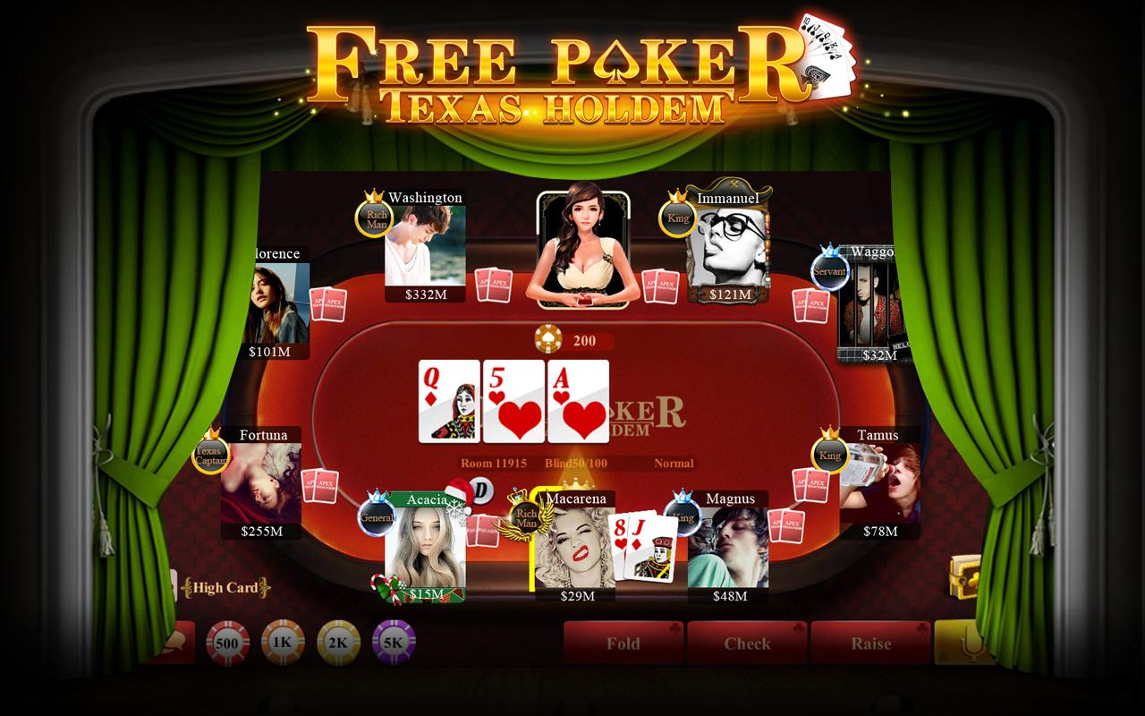 Texas strip poker holdem free